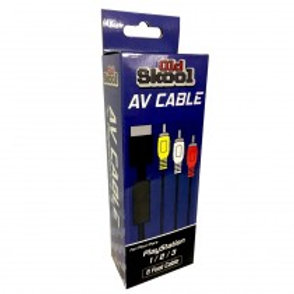 AV Cable for PS1 / PS2 / PS3
