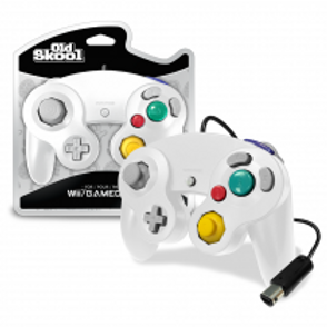GameCube / Wii Compatible Controller - WHITE
