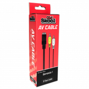 AV Cable for Genesis 1, TurboDuo, and Neo Geo