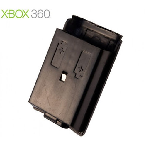 Xbox 360 Controller Battery Cover (Black)