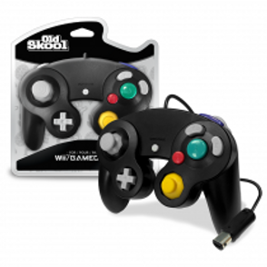 GameCube / Wii Compatible Controller - BLACK