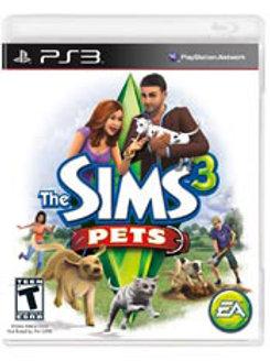 ps3 - Sims 3: Pets