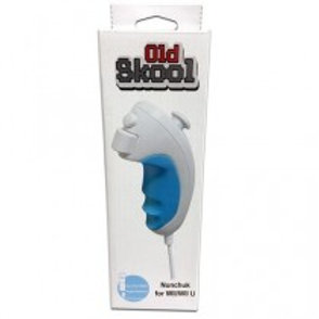 Nunchuck Controller For Wii / Wii U Remote - White