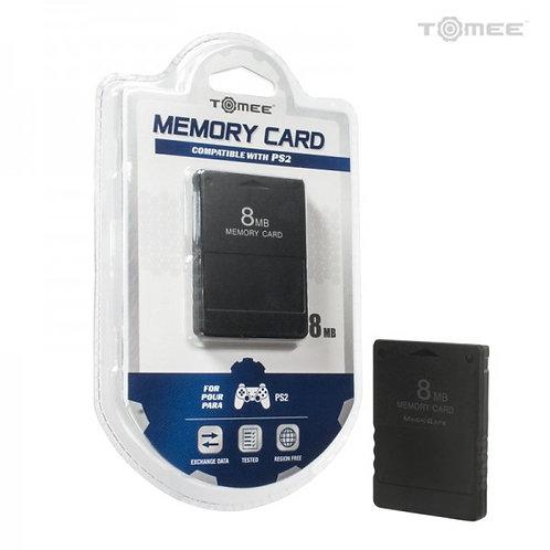 PS2 8MB Memory Card