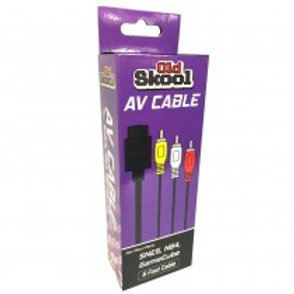AV Cable for SNES / N64 / GC