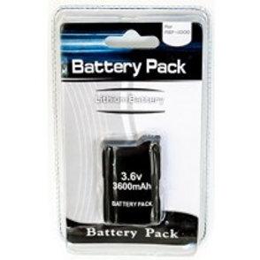 EXTENDED 3.6V 2400mAh Li-ion Rechargeable BATTERY PACK For SONY PSP 1000