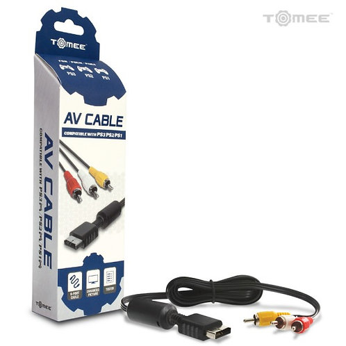 PS3/PS2/PS1 Standard AV Cable
