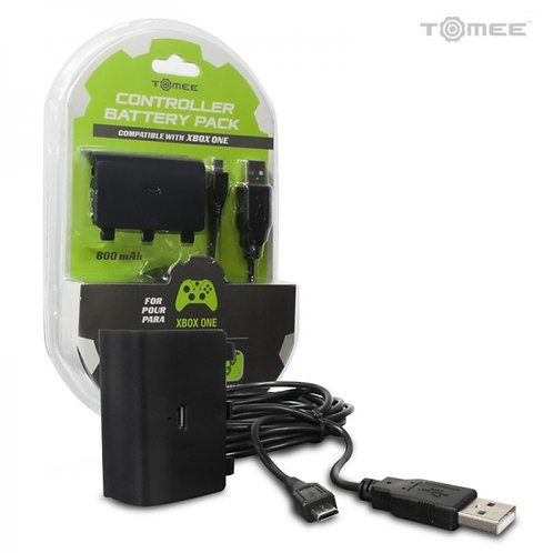 Xbox One  Stay N Play Charge Kit (Black)