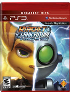 ps3 - Ratchet & Clank: Crack in Tmie