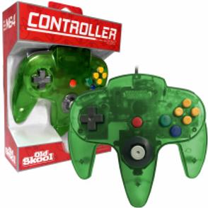 N64 Controller Jungle Green