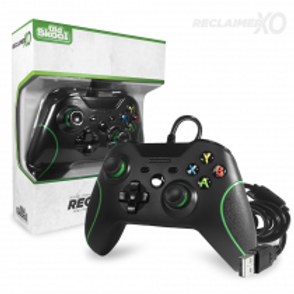 RECLAIMER Wired Controller for XBOX ONE (BLK)