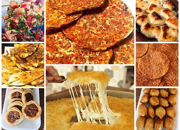 Antakya lezzetleri