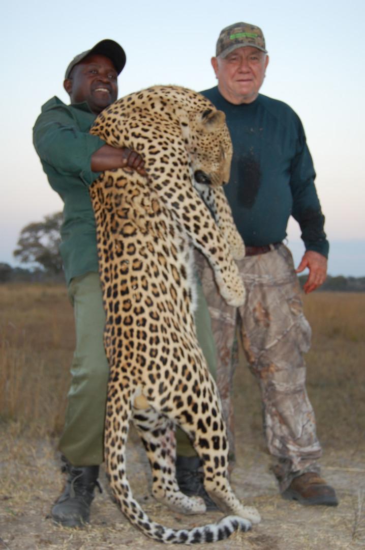 Nkala - Leopard