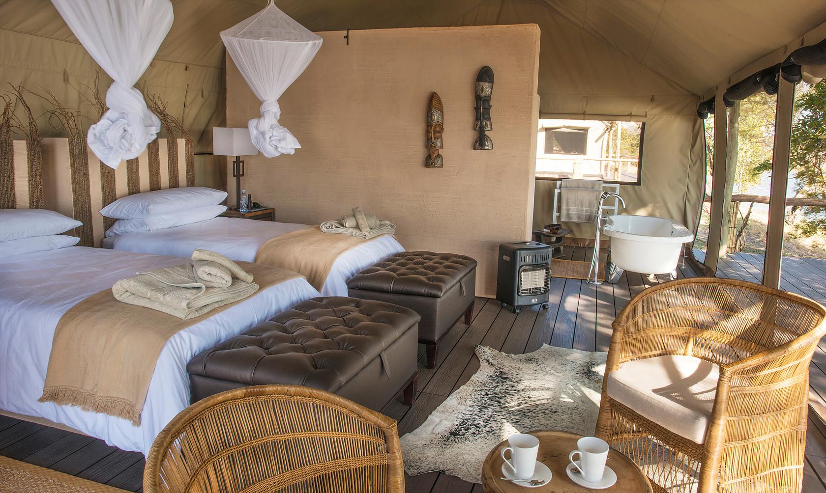 Nkala Luxury Tent
