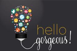 Hello Gorgeous Website