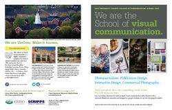 Ohio University Viscom Brochure