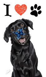 Dog with Flower.png