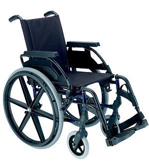 Premium Silla de ruedas plegable