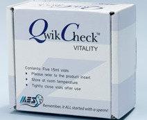 Kit de vitalidad Qwikcheck Vitality