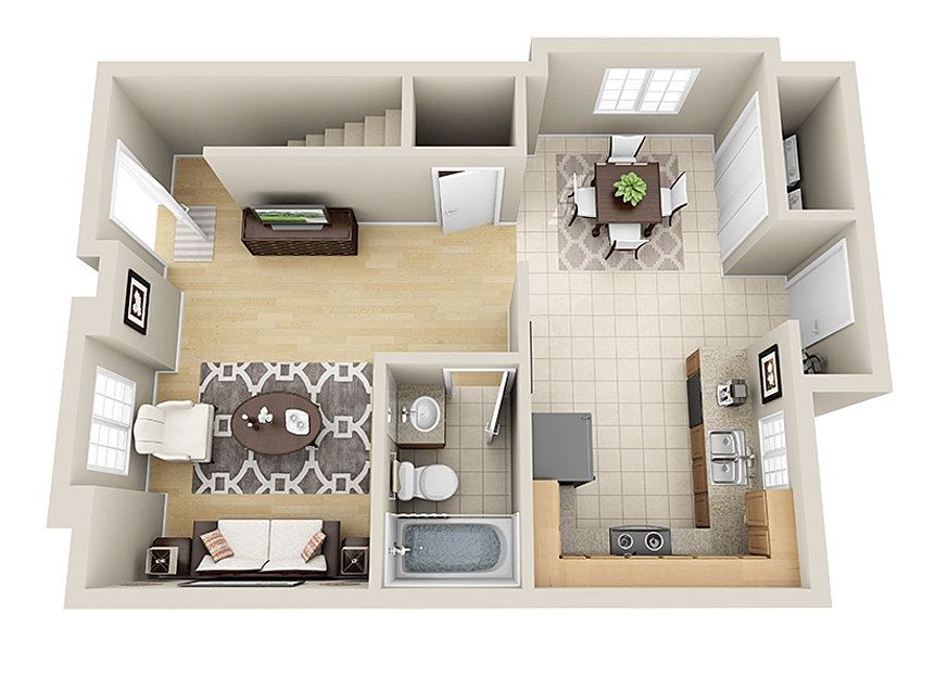 Apartments In Bakersfield: Golden Valley Luxury Apartments