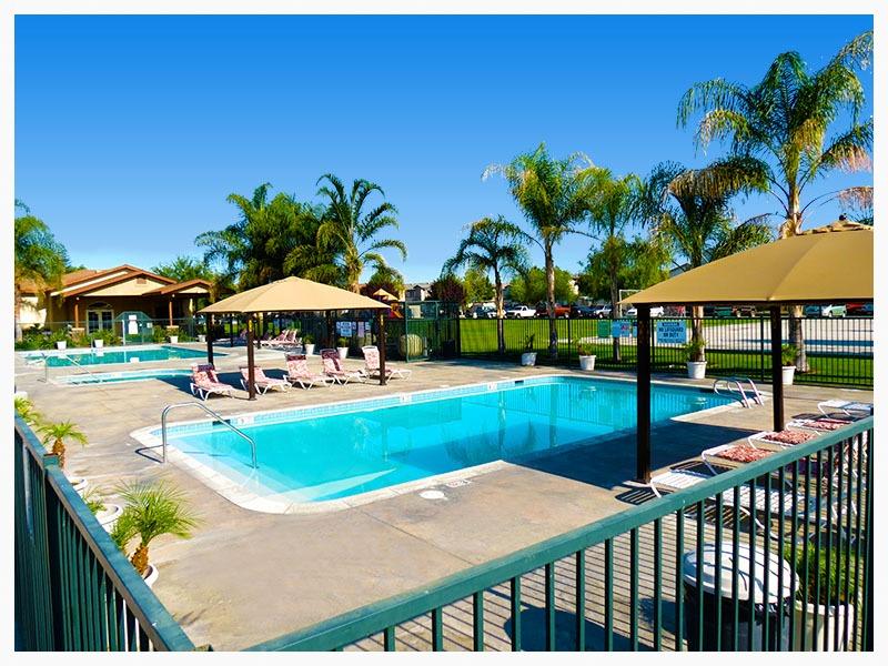 Resort-Style Pools + Hot Tub!