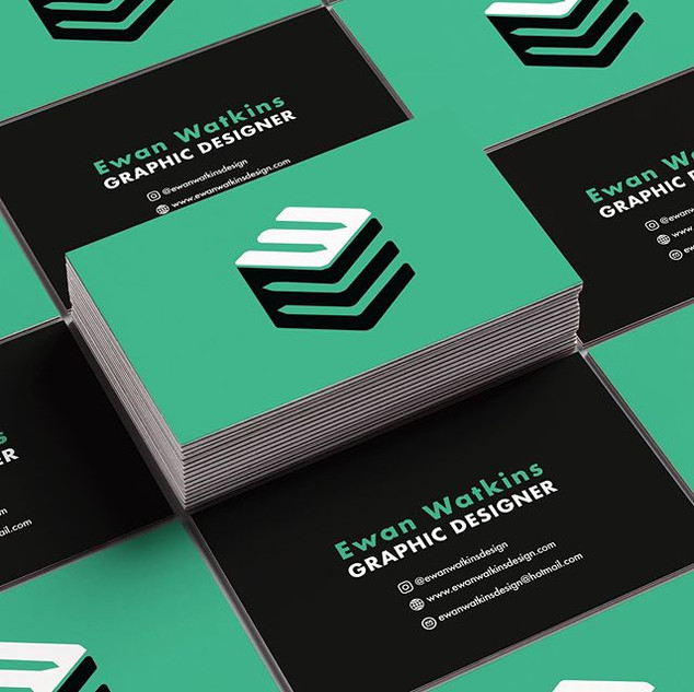 Personal business cards.
