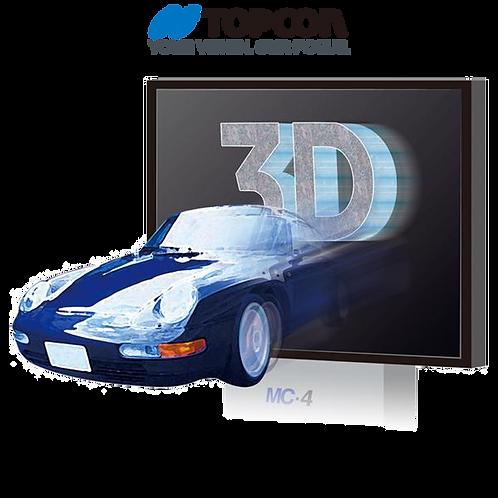 Topcon MC-4S 3D Mirror Chart