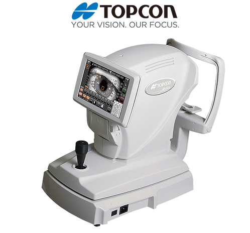 Topcon KR-800S Auto Refractor with Subjective and Glare Testing