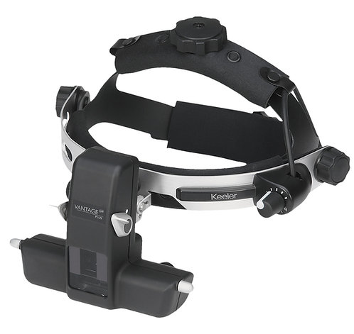 Keeler Vantage Plus Wired with Convertible Technology!