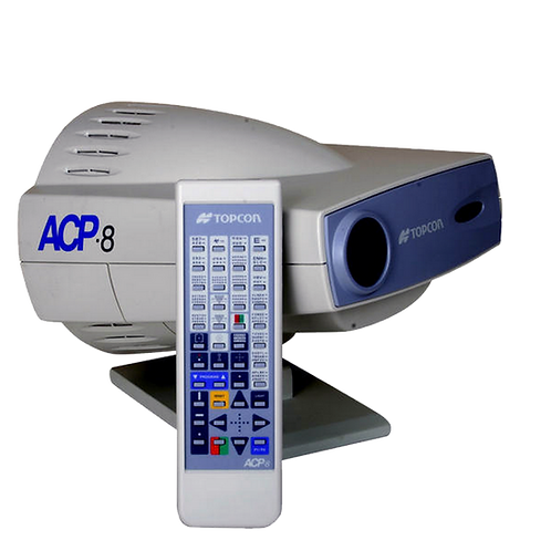 Topcon ACP-8R Automatic Chart Projector