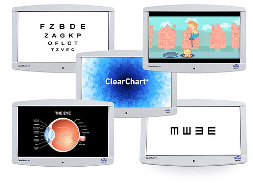 Reichert ClearChart® 4 Digital Acuity System