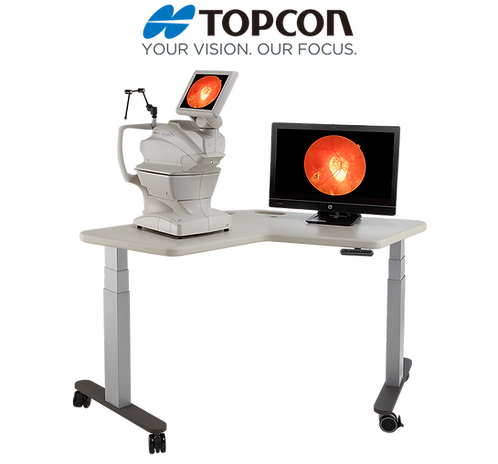 Topcon AIT-650 Ophthalmic Instrument Table