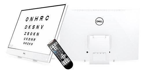 NCI Silver OcuTest Silver Digital Acuity System