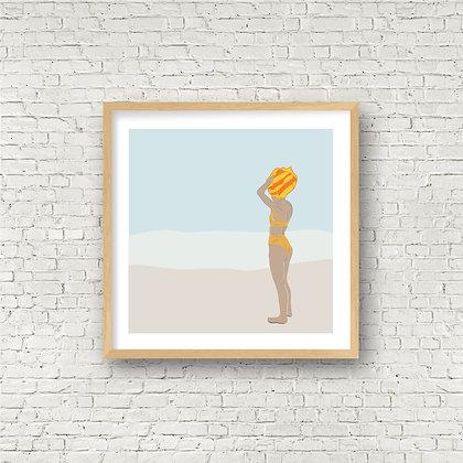 Fine Art Print | Summer Skin