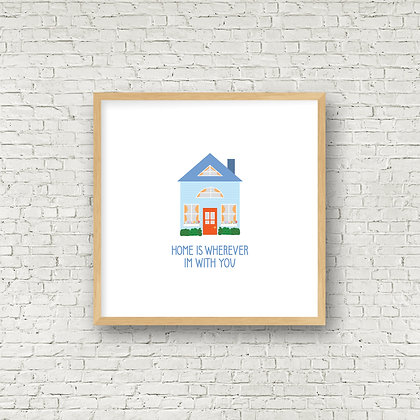 Fine Art Print | Home