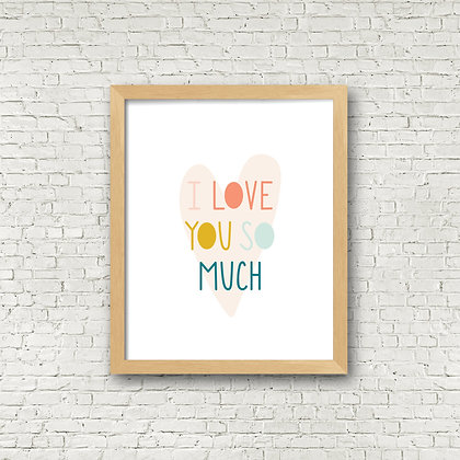 Fine Art Print | So Much