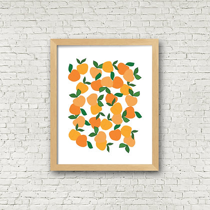 Fine Art Print | Peaches