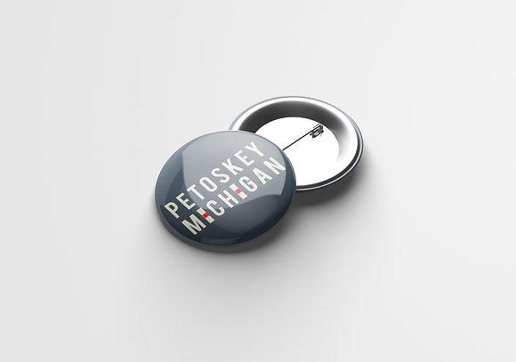 Petoskey Pin