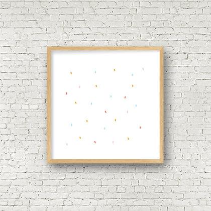 Fine Art Print | Dot Fever
