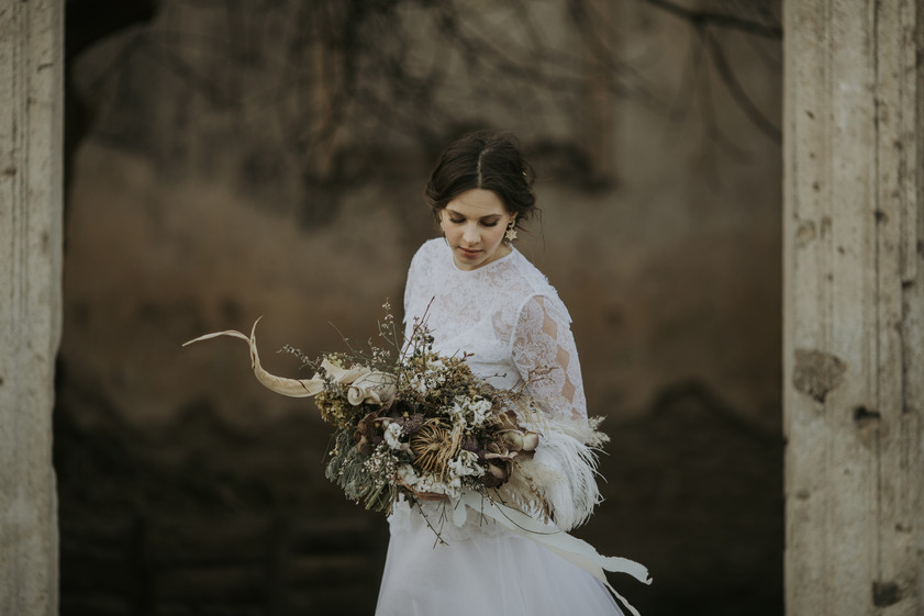 Bridal bouqet inspiration