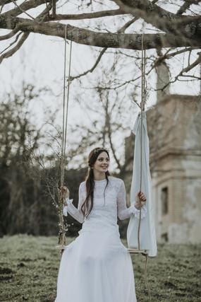 Bridal swing inspiration