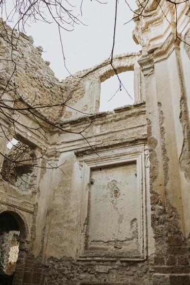 Ancient ruins inspiration