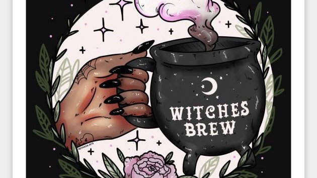Witches Brew Mug 🧙♀️