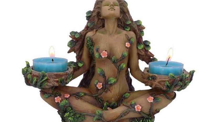 Balance of Nature candle holder
