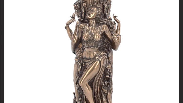Maiden, Mother, Crone Tealight Holder