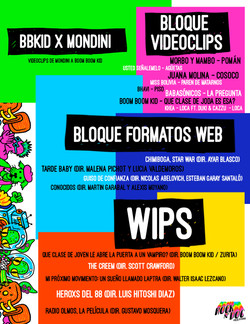 WIP WEB CLIPS
