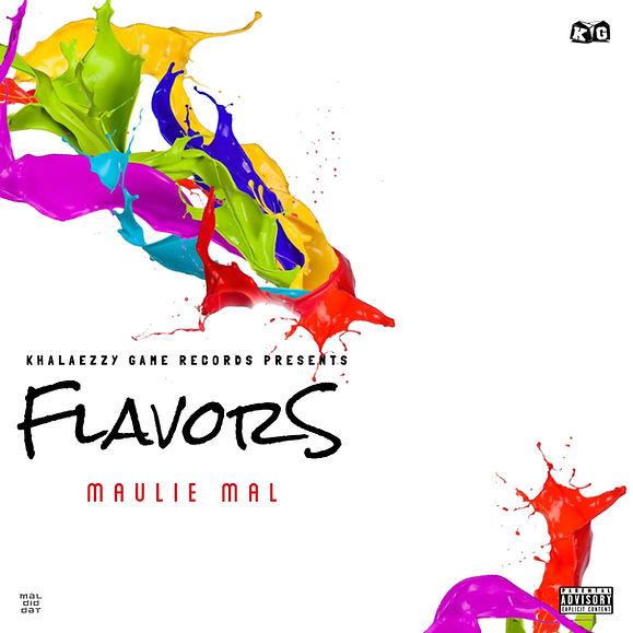 Maulie Mal - Flavors Cover.jpg