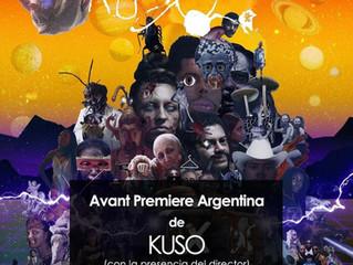 Films: Kuso by Flying Lotus. BAFICI