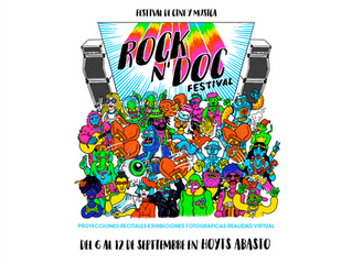 Films: Rock N' Doc Festival.