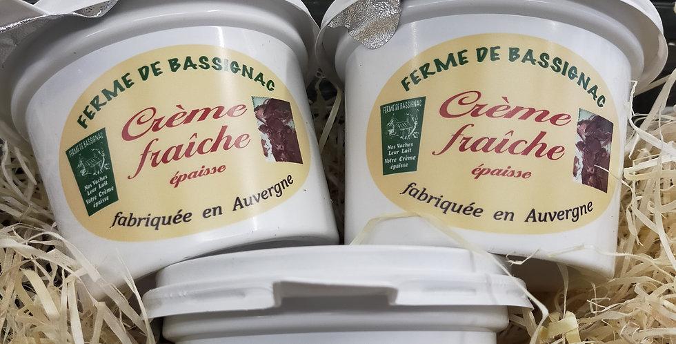 Crème fraîche